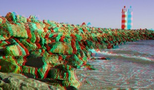 Anaglyph mode